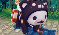 Mystery Box: Sailor Bear